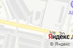 Схема проезда до компании Газ-Экспресс Плюс в Заречном