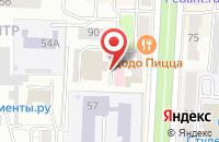 Схема проезда до компании Республиканская стоматологическая поликлиника в Саранске