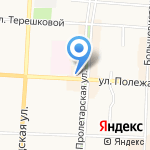 EYE LENS на карте Саранска
