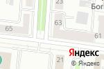 Схема проезда до компании Fashion Collection в Саранске