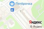 Схема проезда до компании Ремстрой в Заречном