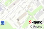 Схема проезда до компании МУП жилищно-социального и коммунального хозяйства в Заречном