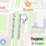 Магазин салютов Саранск- расположение пункта самовывоза