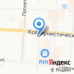 Росгосстрах банк на карте Саранска