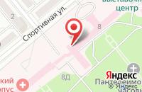 Схема проезда до компании Медико-санитарная часть №59 в Заречном