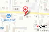 Схема проезда до компании Торгово-монтажная компания в Черепаново