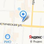 Хамам на карте Саранска