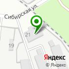 Местоположение компании МастерПак