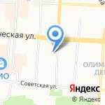 Люди в новом на карте Саранска