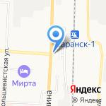 НипочЁм на карте Саранска