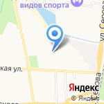 Промет Автоматика на карте Саранска