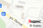 Схема проезда до компании Магазин автозапчастей в Заречном