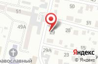 Схема проезда до компании Участковый пункт полиции в Заречном