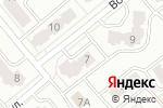 Схема проезда до компании Центр проката и ремонта в Заречном