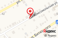 Схема проезда до компании ЗНАМЯ МУП в Ленинске