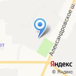 Ремстроймаш на карте Саранска