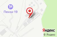 Схема проезда до компании Махаонметаллодизайн в Заречном