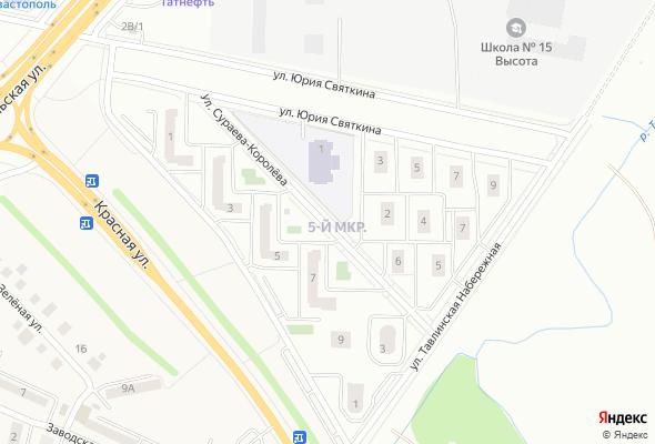 жилой комплекс Юбилейный (5 микрорайон)