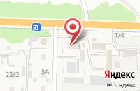Схема проезда до компании Бессоновские коммунальные системы в Чемодановке