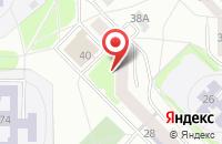 Схема проезда до компании Стоматологическая поликлиника №1 в Саранске