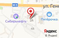 Схема проезда до компании QIWI в Чемодановке