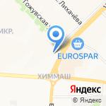 АктивДеньги на карте Саранска