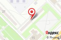 Схема проезда до компании МордовСпортСтрой-С в Саранске