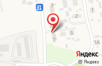 Схема проезда до компании Молодёжный в Лопатках