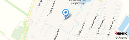 Кабинет врача общей практики на карте Чемодановки