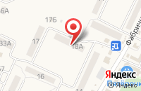 Схема проезда до компании Аптечный пункт в Чемодановке