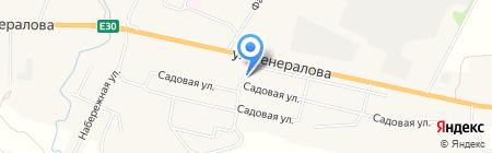 Удача на карте Чемодановки
