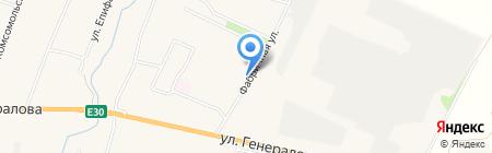Банкомат Поволжский банк Сбербанка России на карте Чемодановки