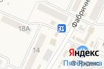 Схема проезда до компании Катюша в Чемодановке
