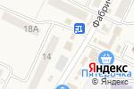 Схема проезда до компании Ника в Чемодановке