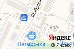 Схема проезда до компании Фортуна в Чемодановке