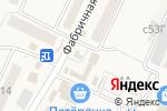 Схема проезда до компании Копейка в Чемодановке