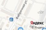 Схема проезда до компании Елена в Чемодановке