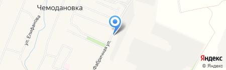 Дева на карте Чемодановки