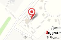 Схема проезда до компании Солнечная Мордовия в Макаровке