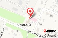 Схема проезда до компании Транснефть-Дружба в Кижеватово