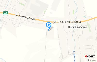 Местоположение на карте пункта техосмотра по адресу Пензенская обл, Бессоновский р-н, с Чемодановка