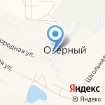 Детский сад №114 на карте Саранска