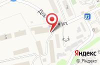 Схема проезда до компании Колония-поселение №12 в Сосновке