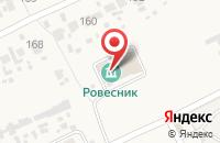 Схема проезда до компании Участковый пункт полиции в Сосновке