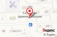 Схема проезда до компании Мясная лавка в Кижеватово