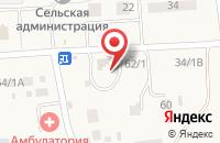 Схема проезда до компании Парикмахерская в Кижеватово