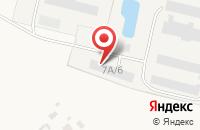 Схема проезда до компании Сурский страус в Сосновке