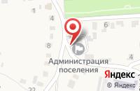 Схема проезда до компании Администрация р.п. Золотаревка в Золотарёвке