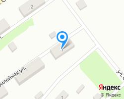 Схема местоположения почтового отделения 431601