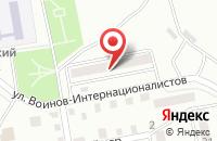 Схема проезда до компании Волготехпром в Камышине